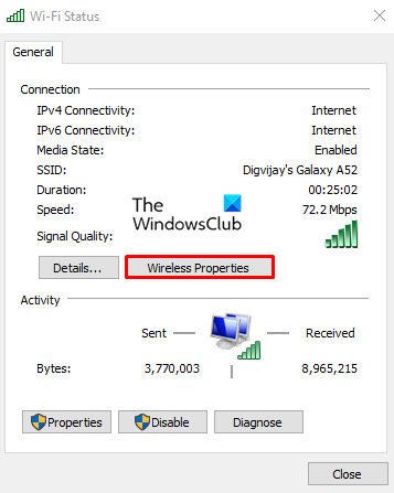 Stop Windows 10 From Connecting to a Wi-Fi Network using Control panel