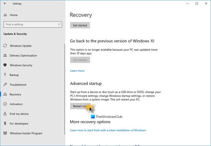 Windows 10 crashes or freezes even in Safe Mode