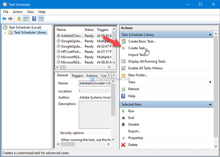 How to schedule ForFiles command on Shared Network drive