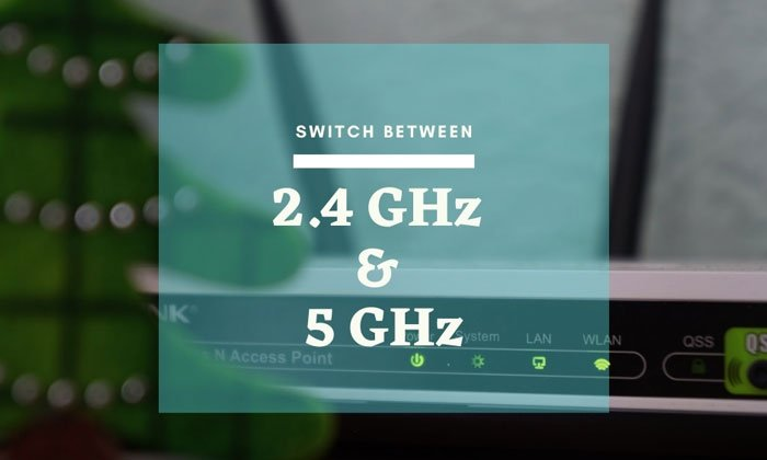 How to switch between 2.4GHz and 5GHz Wi-Fi bands in Windows 10