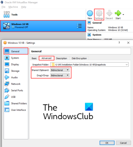 transfer files VM and host computer 1