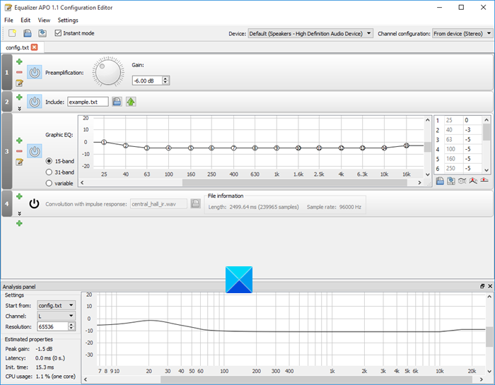 Sound and Volume Booster for Windows PC