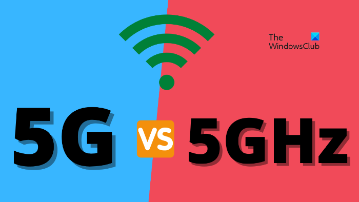 What is the Difference Between 5G and 5GHz Wi-Fi