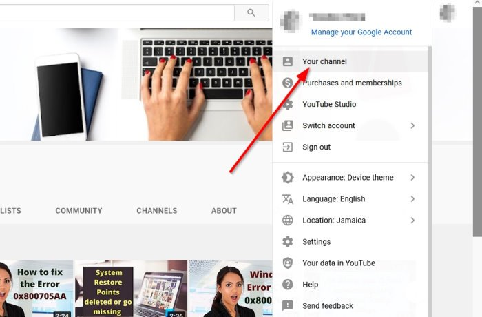 Add Social Media links to YouTube and share Video Clips