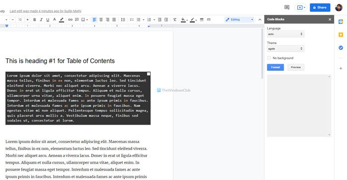 Best Google Docs add-ons for freelance writers