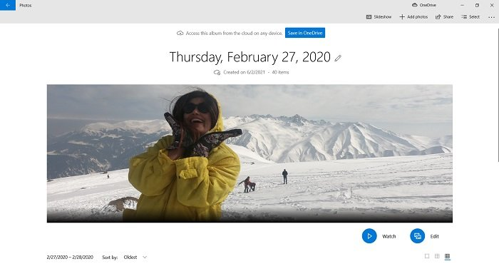 How to use Windows 10 Photos app - Tips and Tricks