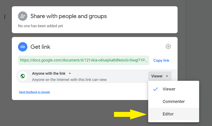 How to get back the missing Toolbar in Google Docs