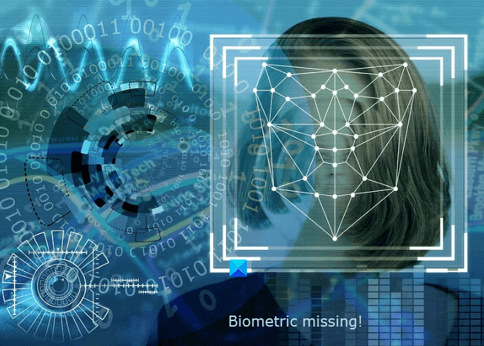 Biometric missing or Uninstalled Biometric device using Device Manager
