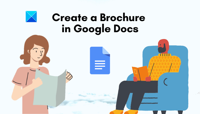 How to create a Brochure in Google Docs