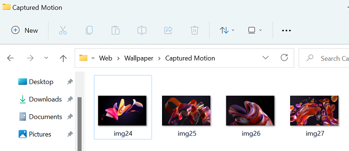 How to download the latest Windows 11 wallpaper