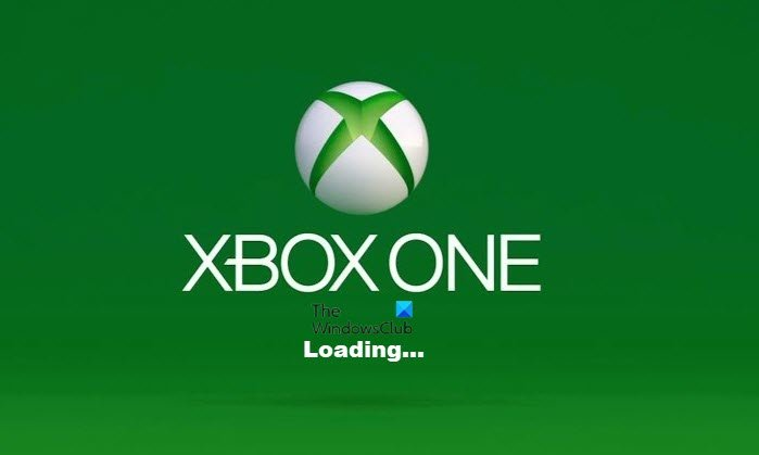 Xbox One is stuck on Green Loading Screen