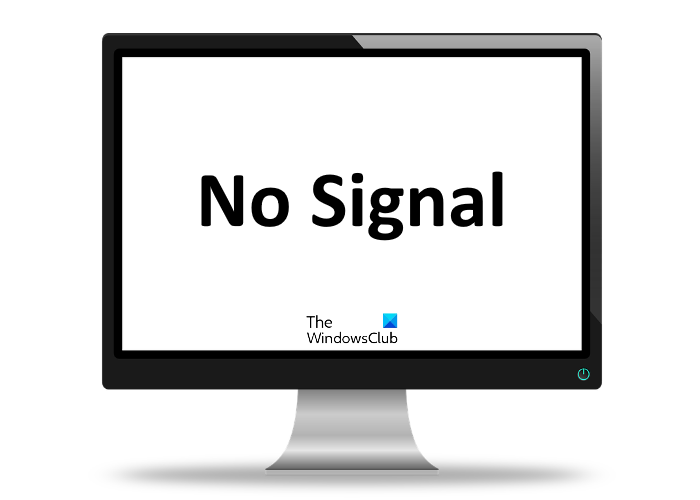 fix acer monitor no signal issue