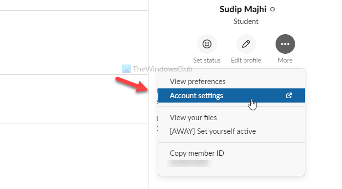 How to delete Slack account, workspace, channel, and message