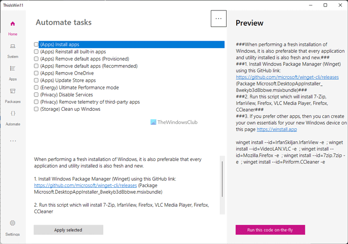 ThisIsWin11 helps you know, set up and customize Windows 11