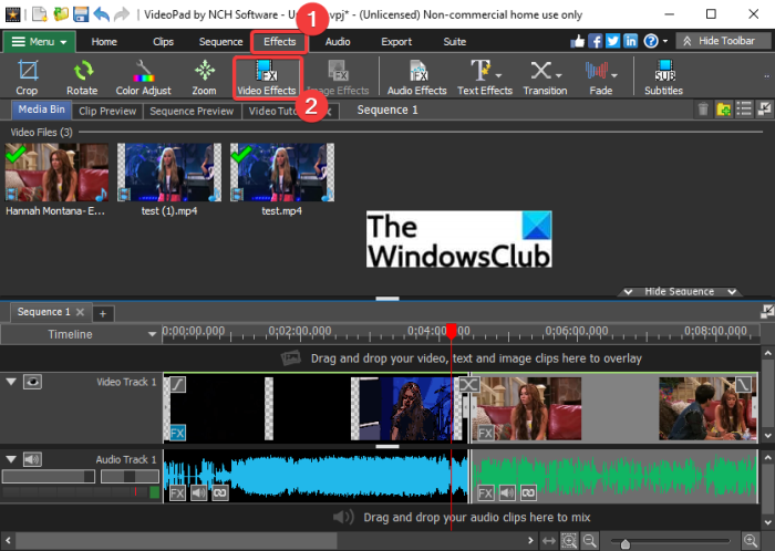 How to add Cartoon effect to videos in Windows