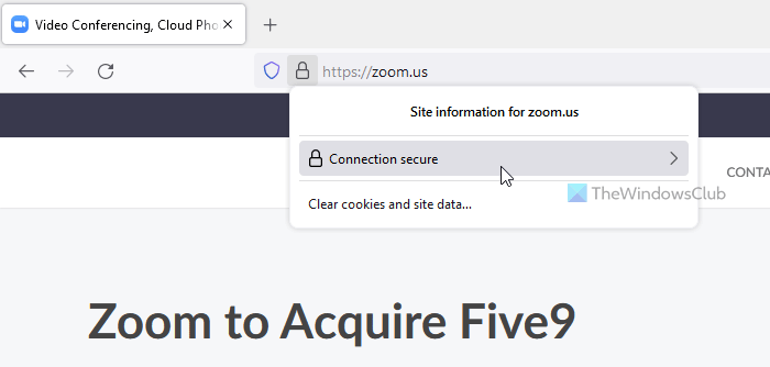 Your browser is preventing access to your microphone