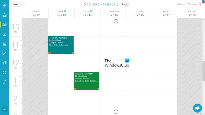Appointy appointment scheduling tool