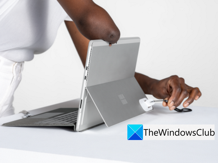 Make Surface devices accessible with Surface Adaptive Kit