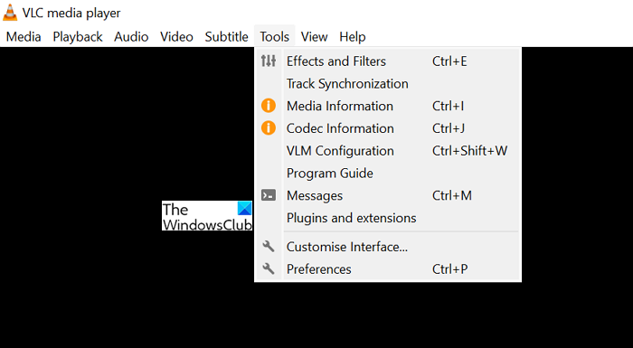 How to stop VLC from opening Direct 3D Output window
