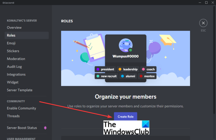 How to Create, Delete, Assign, and Manage Roles in Discord