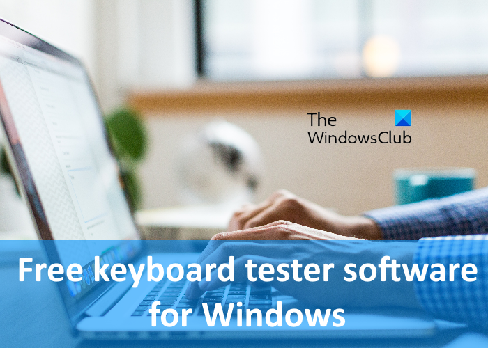 free keyboard tester software for Windows