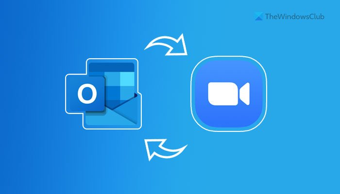 How to turn on or off Zoom and Outlook integration