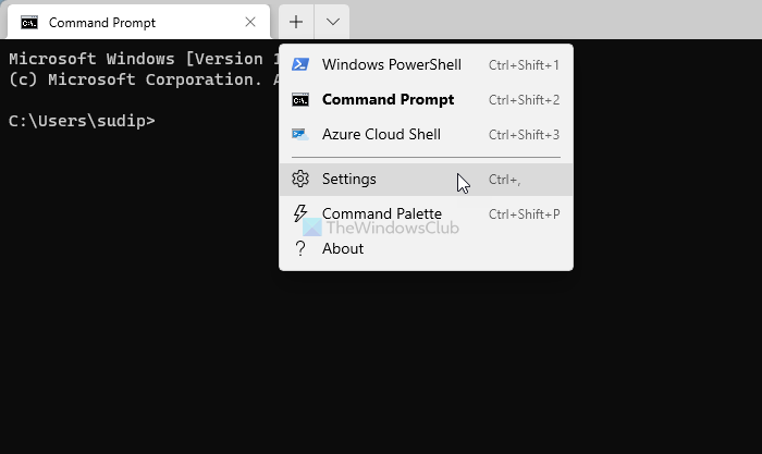 What is Windows PowerShell, Azure Cloud Shell, Command Prompt in Windows Terminal